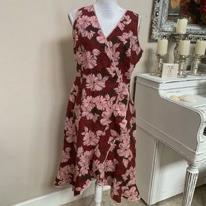 Context Wrap dress size 12